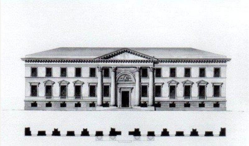 Здание Главной придворной аптеки