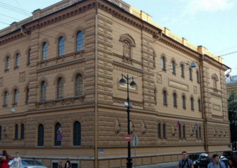 Здание архива Государственного совета
