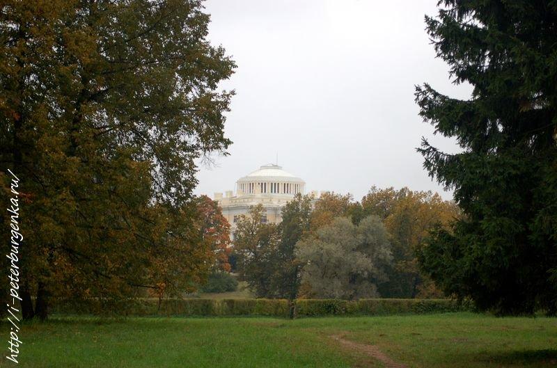 Павловский парк, дворец