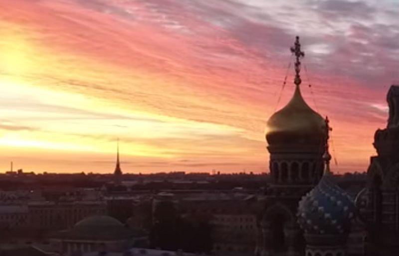 Загадай желание в Петербурге